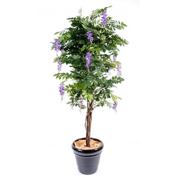 Glycines Arbuste Lavande Artificiel