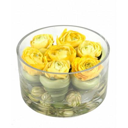 Bouquet de Renoncules Jaunes