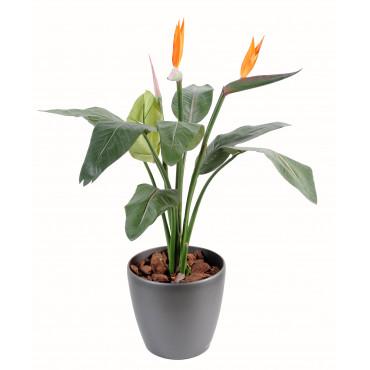 Strelitzia Artificiel 95 cm