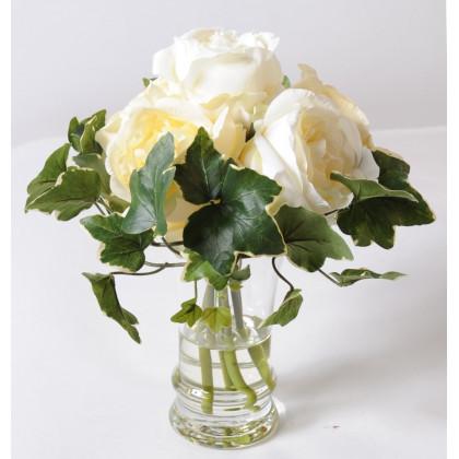 Bouquet de Rose Blanche