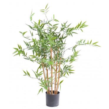 Bambou Japonais Semi-Naturel - Résistant aux UVs - Ht 90 cm