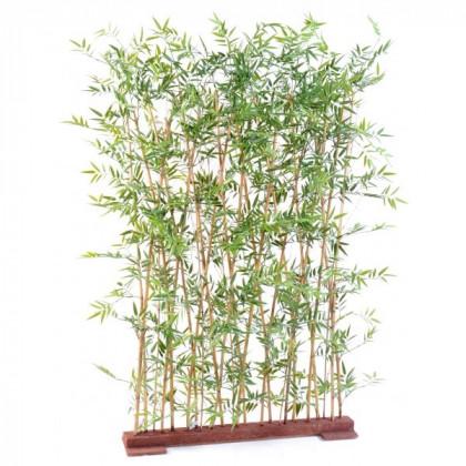 Haie de Bambou Japonais Semi-Naturelle - Résistant aux UVs - Ht 160 cm