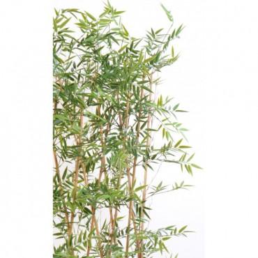 Haie de Bambou Japonais Semi-Naturelle - Résistant aux UVs - Zoom