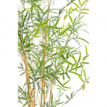 Bambou Extérieur Tronc Fin Artificiel - Résistant aux UVs - Zoom