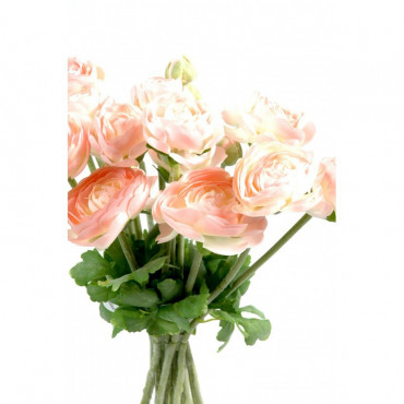 Bouquet de Rose Rose Artificiel